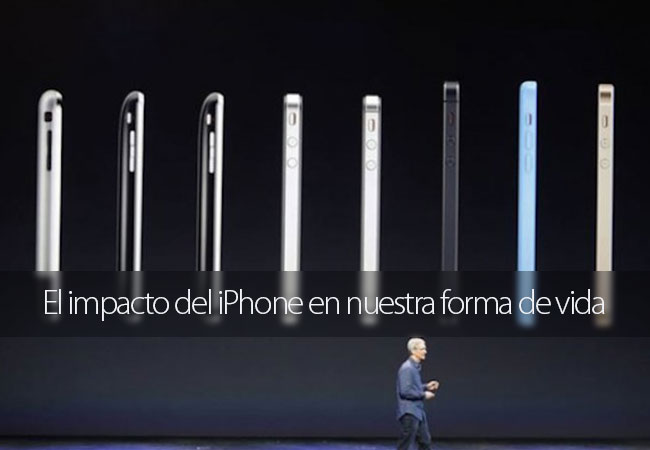 APPLE INNOVACIONES - IPHONE PLUS RED Y + 5