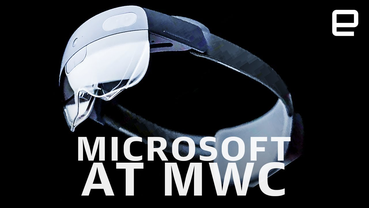 Microsoft's HoloLens Event MWC 2019 32